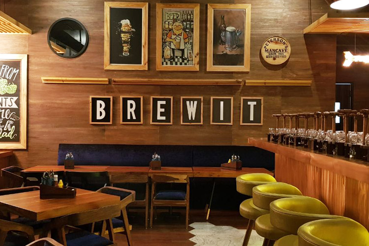 Under One Roof Hotel Consulting. Brew It Microbrewery, JW Marriott, Chandigarh