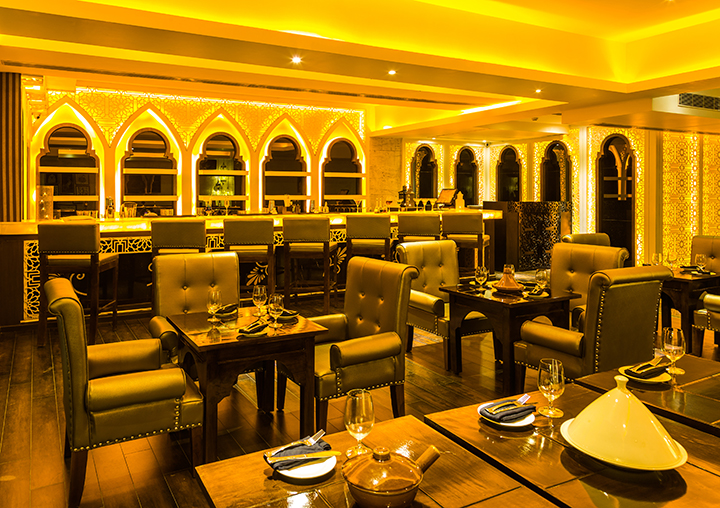 Under One Roof Hotel Consulting. Ahad Restaurant.